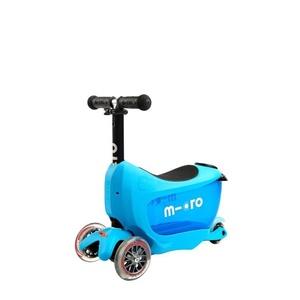 Kolobežka Micro Mini2go Deluxe Blue, Micro