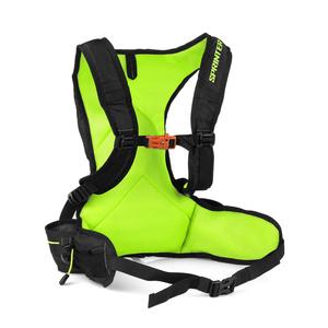 Batoh Spokey SPRINTER 5l black / green, Spokey