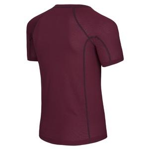 Tričko krátky rukáv Klimatex AMOS (COOLMAX) vínovej, Klimatex