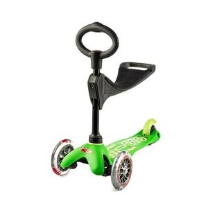 Kolobežka Mini Micro Deluxe 3v1 Green, Micro