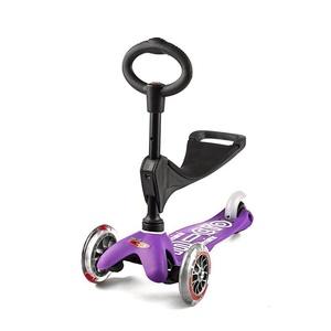 Kolobežka Mini Micro Deluxe 3v1 Purple, Micro