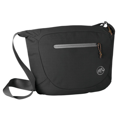 Ľadvinka MAMMUT Shoulder Bag Round 4 l black