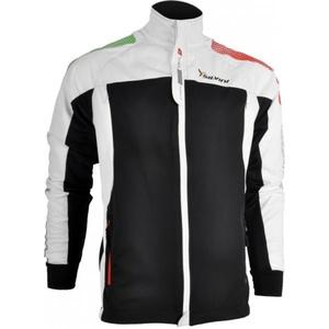 Pánska softshellová bunda Silvini Rocca MJ416 black-white, Silvini