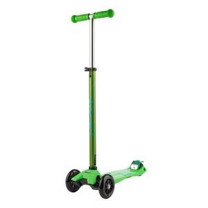 Kolobežka Maxi Micro Deluxe Green, Micro