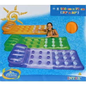 Lehátko Intex 18 POCKET FASHION, Intex