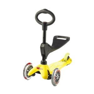 Kolobežka Mini micro Deluxe 3v1 Yellow, Micro