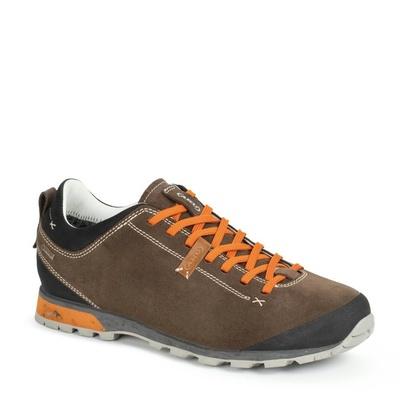Pánske topánky AKU 504.3 Bellamont Suede GTX béžovo / oranžová, AKU