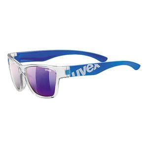 Slnečný okuliare Uvex Sportstyle 508 Clear Blue / Mirror Blue (9416), Uvex