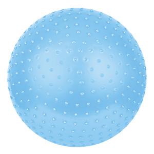 Gymnastický masážny lopta Spokey SAGGIO FIT modrý 65cm, Spokey