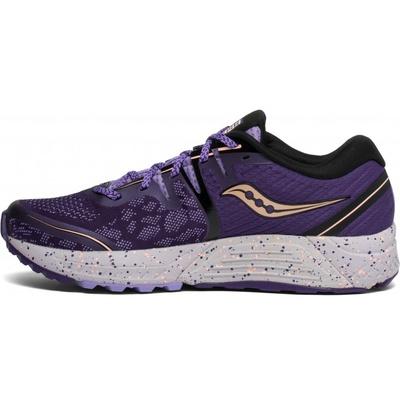 Dámske bežecké topánky Saucony Guide Iso 2 fialové, Saucony