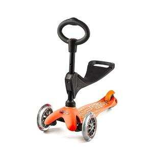 Kolobežka Mini Micro Deluxe 3v1 Orange, Micro