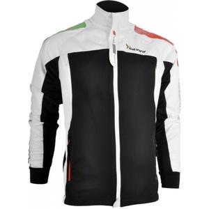 Pánska softshellová bunda Silvini Montagno MJ415 black/white, Silvini