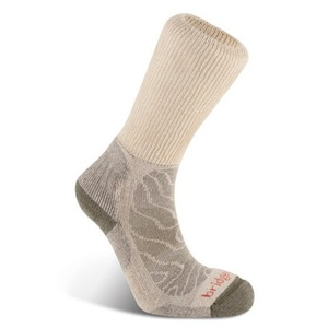 Ponožky Bridgedale MerinoFusion Trail 926 natural, bridgedale