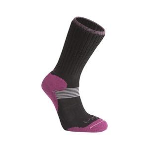 Ponožky Bridgedale Cross Country Ski Women's 845 black