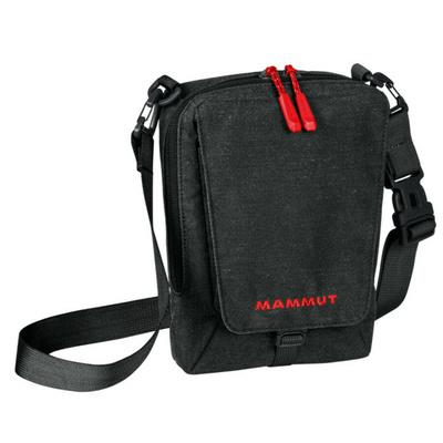 Taška cez rameno Mammut Taška Tasch Melange black, Mammut