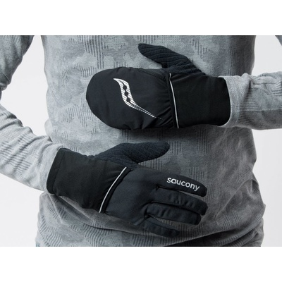 Rukavice Saucony Multi-Mitt Black