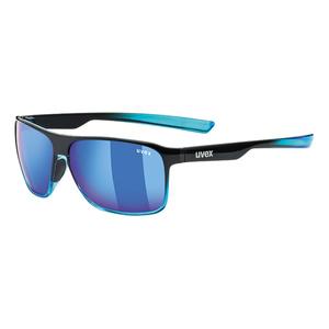 Slnečný okuliare Uvex LGL 33 POLA Black Blue (2440), Uvex