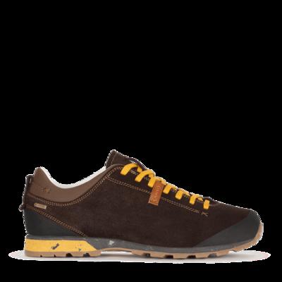 Pánske topánky AKU Bellamont Suede GTX tm. hnedá, AKU