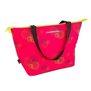 Chladiace taška Campingaz SHOPPING COOLER 15L pink daisy, Campingaz