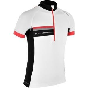 Detský cyklistický dres Silvini Livenza CD485 white, Silvini