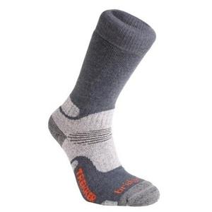 Ponožky Bridgedale WoolFusion Trekker CuPED gunmetal/866, bridgedale