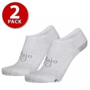 Ponožky Zajo Active Socks Lady Low White, Zajo