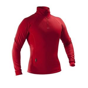Tričko Hiko Šport Teddy zipper 33301 červené, Hiko sport