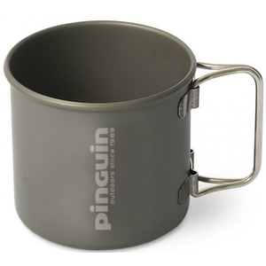 Hrnček Pinguin Steel Mug 0,5l