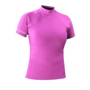 Neoprénové triko Hiko šport Slim.5 W ss 46902 ružové, Hiko sport