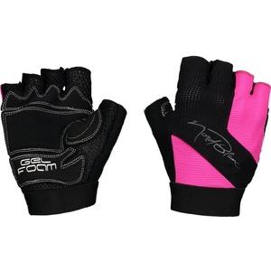 Dámske cyklistické rukavice NORDBLANC Speedster NBSG6366_RUZ, Nordblanc