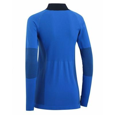 Dámske športové tričko s dlhým rukávom Kari Traa Sofie 622041, modrá, Kari Traa
