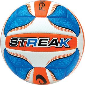 Volejbalový lopta Spokey NEO SOFT modro-zelený - gamisport.sk 7ad63a52086