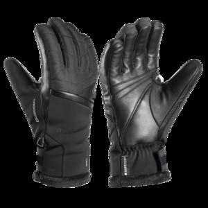 Lyžiarske rukavice LEKI Snowfox 3D Lady black, Leki