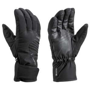 Lyžiarske rukavice LEKI spox GTX black, Leki