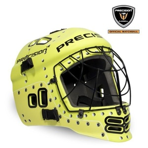 Helma PRECISION GOALIE HELMET YELLOW, Precision
