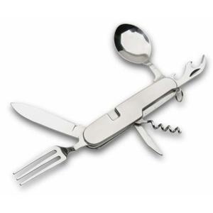 nôž Ferrino COLTELLO CON POSATE 78111, Ferrino