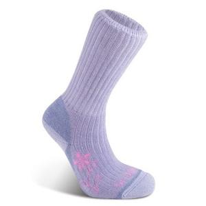 Ponožky Bridgedale MerinoFusion Trekker wom lavender/470, bridgedale