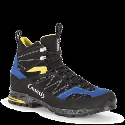 Pánske topánky AKU Tengu Lite GTX čierno, modro, žlté, AKU