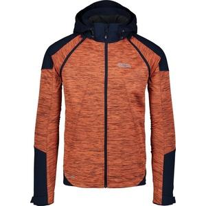 Pánska ľahká softshellová bunda 2v1 NORDBLANC Breezy NBSSM6607_THE, Nordblanc