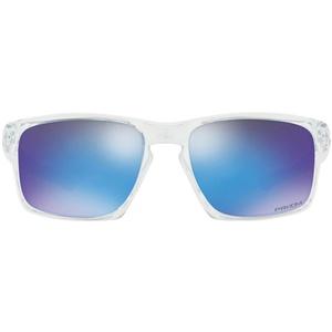Slnečný okuliare OAKLEY Sliver Polished Clear w/ PRIZM Sappho OO9262-4757, Oakley