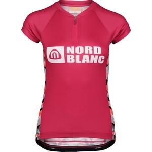 Dámsky cyklo dres NORDBLANC Seduce NBSLF6651_RUV, Nordblanc