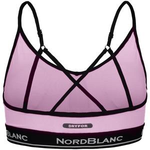 Dámska fitness podprsenka NORDBLANC Rakish NBSLF6669_LIS, Nordblanc