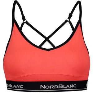 Dámska fitness podprsenka NORDBLANC Rakish NBSLF6669_OHK, Nordblanc