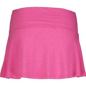 Dámska elastická úpletová sukňa NORDBLANC Ozdoby NBSSL6675_RUZ, Nordblanc