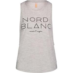 Dámske tielko na jogu NORDBLANC Wide NBSLF6694_SSM, Nordblanc