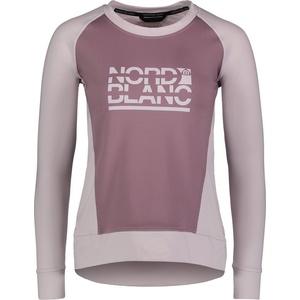 Dámska mikina cez hlavu NORDBLANC Initiate NBSLS6715_LIS, Nordblanc