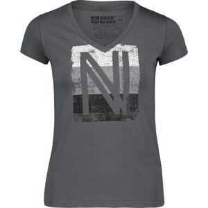 Dámske bavlnené tričko NORDBLANC coating NBSLT6739_SKR, Nordblanc
