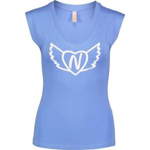 Dámske elastické tričko NORDBLANC Winged NBSLT6742_FLE, Nordblanc