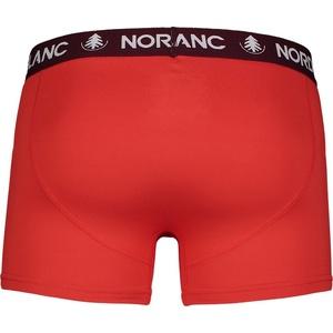 Pánske bavlnené boxerky Nordblanc depth červená NBSPM6865_CVN, Nordblanc