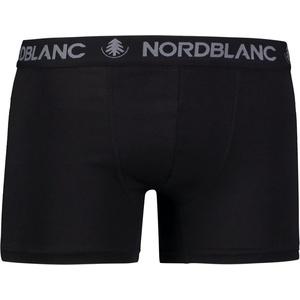 Pánske bavlnené boxerky NORDBLANC Fiery NBSPM6866_CRN, Nordblanc